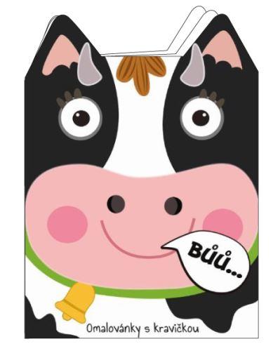 OM S kravičkou - OM Omalovánky s kravičkou
