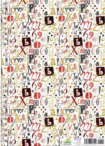 BL A4 29 - Blok linkovaný A4