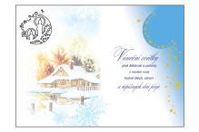 BOE 2617 - Blahopřání do obálky