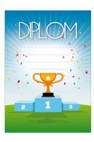 DIP 52 - Diplom A4 52