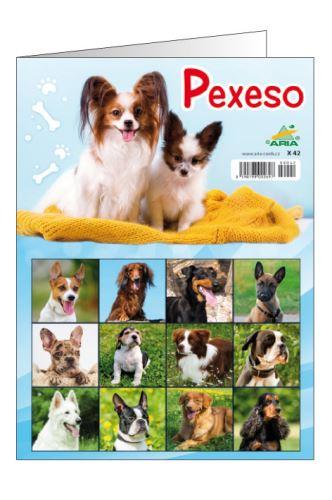 PEX 42 - Pexeso  Psi