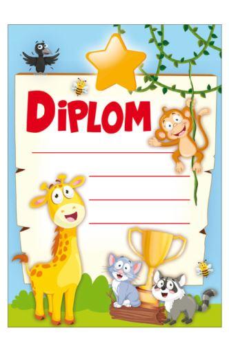 DIP 51 - Diplom A4 51
