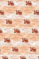 BProl7,5va - Bal.papír v roličce návin 7,5m vánoční