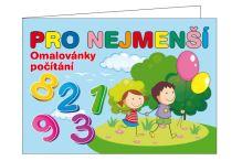 OM 39 - Omalovánky Pro nejmenší čísla A5