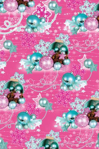 BP1 515 - Balící papír 70x100 dárkový vánoční