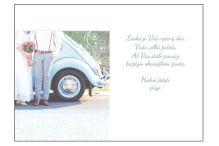BOB 2651 - Blahopřání do obálky