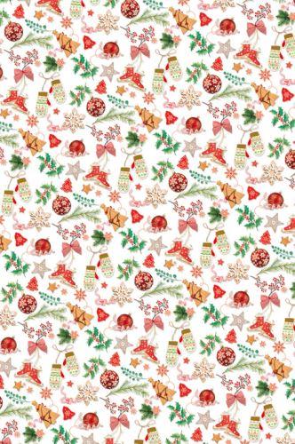 BP1 565 - Balící papír 70x100 dárkový vánoční