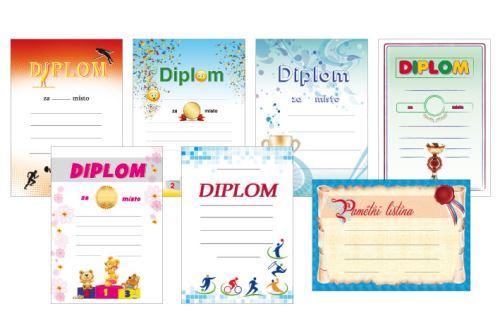 DIP A4 MIX - Diplom A4 MIX