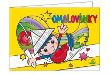 OM41 - Omalovánky Večerníček A5