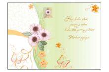 BOB 1773/45 - Blahopřání do obálky