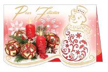 BOE 1830 PF - Blahopřání do obálky