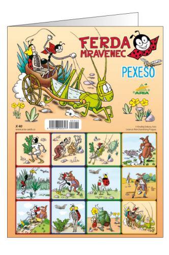 PEX 40 - Pexeso