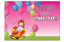 BOD 2215 - Blahopřání do obálky
