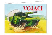 OM 43 - Omalovánky Vojáci A5