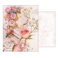 DPPlux 093 - Dopisní papír s potiskem