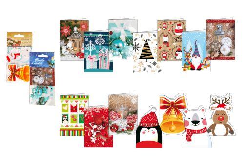 Vis8va - Visačky k dárkům-vánoční (bal.8ks)