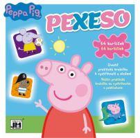 Pexeso - Pexesa Prasátko Peppa