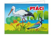 OM 37 - Omalovánky Ptácí A5