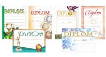 DIP A5 MIX - Diplom A5 mix