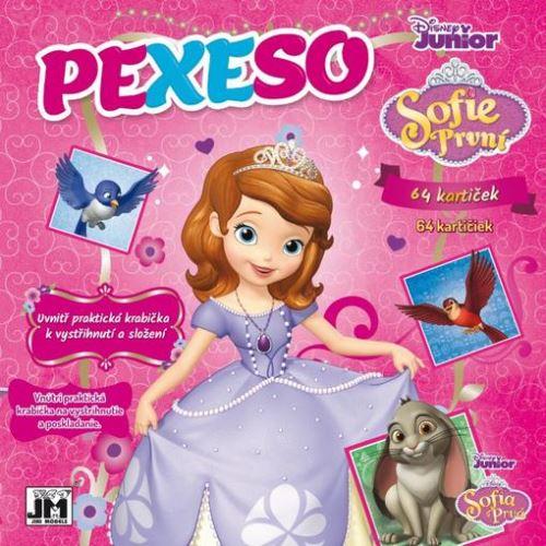 Pexeso - Pexesa Disney Sofie